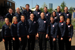London 2012 Team Pic